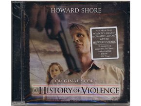 Dějiny násilí (soundtrack - CD) A History of Violence