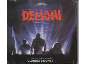 Démoni (soundtrack - CD) Demons