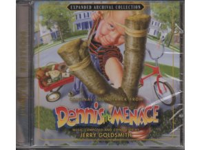 Dennis: Postrach okolí (soundtrack - CD) Dennis the Menace