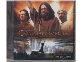 Desatero přikázání (soundtrack - CD) The Ten Commandments