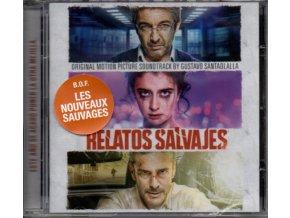 Divoké historky (soundtrack - CD) Wild Tales