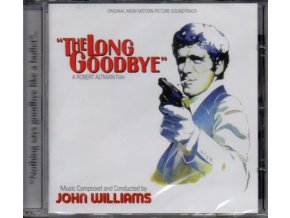 Dlouhé loučení (soundtrack - CD) The Long Goodbye