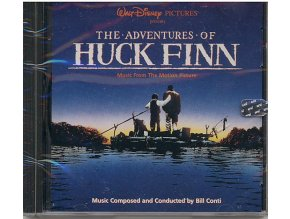 Dobrodružství Hucka Finna (soundtrack - CD) The Adventures of Huck Finn