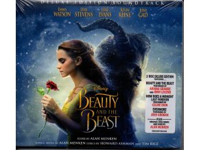 beauty and the beast 2 cd deluxe edition alan menken