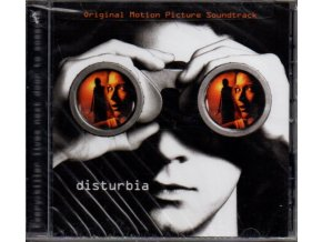disturbia soundtrack cd
