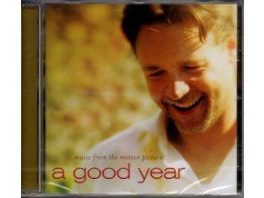 Dobrý ročník (soundtrack) A Good Year