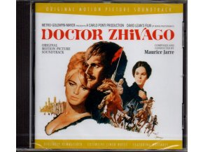 doctor zhivago soundtrack cd maurice jarre