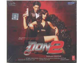 Don 2 (soundtrack - CD)