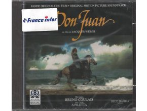 Don Juan (soundtrack - CD)