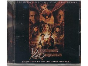 Dračí doupě (score - CD) Dungeons & Dragons