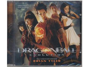 Dragonball: Evoluce (soundtrack - CD) Dragonball: Evolution
