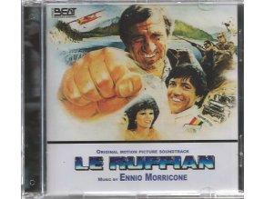 Drsný chlapík (soundtrack - CD) Le Ruffian