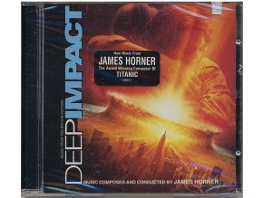 Drtivý dopad (soundtrack - CD) Deep Impact