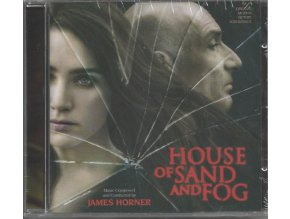 Dům z písku a mlhy (soundtrack - CD) House of Sand and Fog