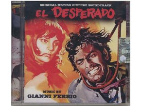 El Desperado (soundtrack - CD)