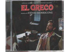 El Greco (soundtrack - CD)