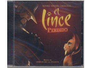 El Lince Perdido - Missing Lynx (soundtrack - CD)