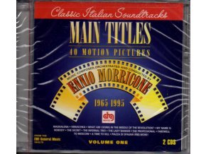 Ennio Morricone Main Titles Volume One (2 CD)