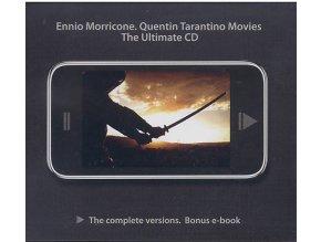 Ennio Morricone: Quentin Tarantino Movies (CD)