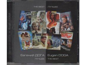 Eugen Doga: Best of (CD)