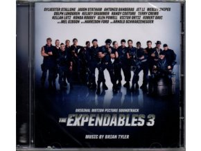 Expendables: Postradatelní 3 (soundtrack - CD) Expendables 3