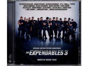 Expendables: Postradatelní 3 (soundtrack - CD) Expendables 3