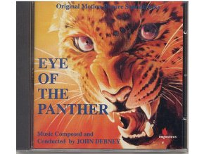 Eye of the Panther / Not Since Casanova (soundtrack - CD)