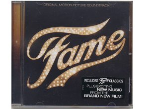 Fame - cesta za slávou (soundtrack - CD)