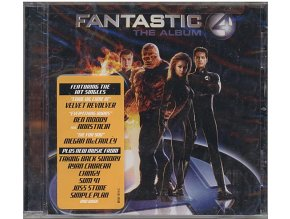 Fantastická čtyřka (soundtrack - CD) Fantastic Four