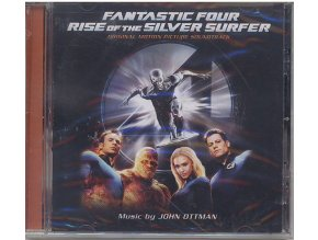 Fantastická čtyřka: Silver Surfer (soundtrack) Fantastic Four: Rise of The Silver Surfer