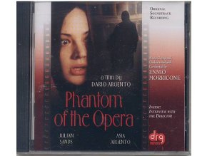 Fantom opery (soundtrack - CD) Phantom of the Opera