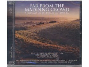 Far from the Madding Crowd: A Fantasia of British Classical and Film Music (CD)