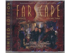 Farscape vol. 3 (soundtrack - CD)