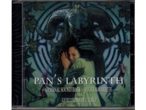 pans labyrinth soundtrack cd javier navarrete