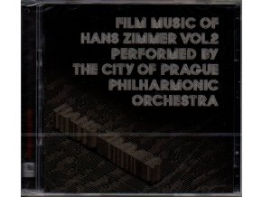 film music of hans zimmer vol. 2 2 cd