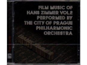 film music of hans zimmer vol. 2 2 cd