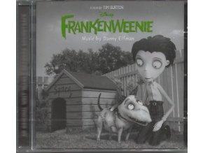 Frankenweenie: Domácí mazlíček (score - CD)