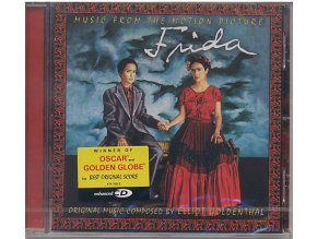 Frida (soundtrack - CD)