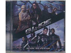 G.I. Joe: The Rise of Cobra (score - CD)