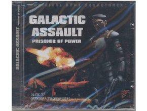 Galactic Assault: Prisoner Of Power (soundtrack - CD)