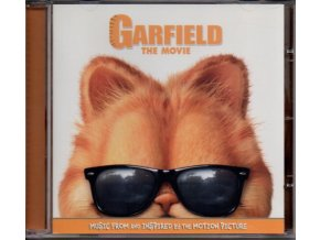 Garfield ve filmu (soundtrack - CD) Garfield: The Movie
