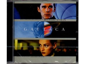 gattaca soundtrack cd michael nyman