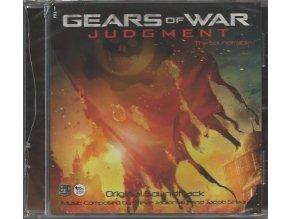 Gears of War: Judgment (soundtrack - CD)