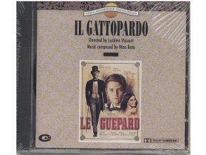 Gepard (soundtrack - CD) Il Gattopardo - The Leopard