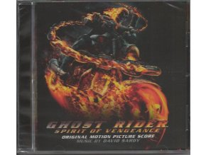 Ghost Rider 2 (soundtrack - CD) Ghost Rider: Spirit of Vengeance