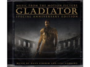 gladiator soundtrack 2 cd special anniversary edition hans zimmer lisa gerrard