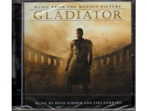 gladiator soundtrack cd hans zimmer