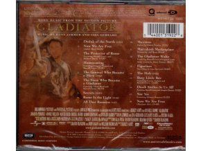 Gladiátor (soundtrack - CD) Gladiator (More Music From)