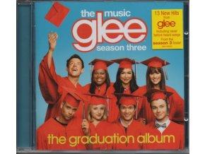 Glee: Season Three - The Graduation Album (soundtrack - CD)