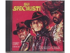 Gli Specialisti / 15 Forche per un Assassino (soundtrack - CD)